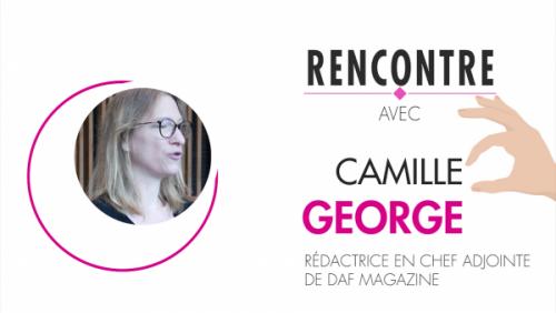 invité ellisphere Camille George