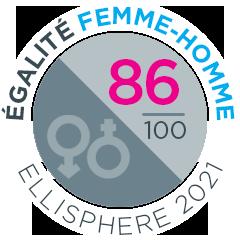 index égalité femme-homme ellisphere 2021