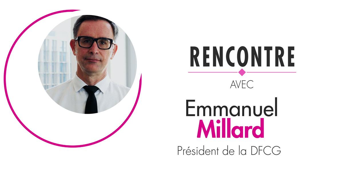 Invité Ellisphere - Emmanuel Millard